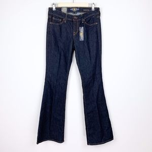 Lucky Brand Charlie Flare Low Rise Jeans NWT